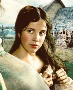 "Paula Kalenberg als Kantorka in ""Krabat"". Lovely actress from Germany"