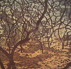 Woodland Landscape II.