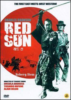 Charles Bronson, Toshiro Mifune~ Red Sun~