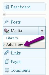 How to Add Social Media Icons on Wordpress.com with Widgets
