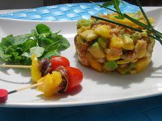 El plato de hoy es un lujo, una manera muy fina de comer alimentos con todas suspropiedades, un aporte de vitaminas y sales minerales. Fác...