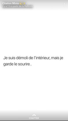 Et oui sa C tout moi🙂🙄. Tweet Quotes, New Quotes, French Expressions, Sad Day, French Quotes, Feeling Alone, Bad Mood, Just Love, How To Look Better