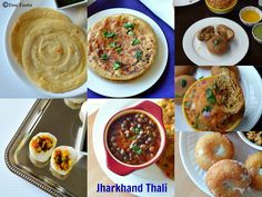 Today we are landing on Jharkhand which has similar cuisine as for Bihari . Do chk my Bhojpuri thali which I made recently where You can find most of the dishes are same in jharkhand too. From the traditional Litti choka which is famous both in bihar and jharkhand to the sattu drinks they make...Read More »