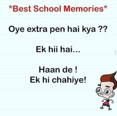 Super funny hilarious quotes my dad 41 ideas Bff Quotes Funny, Funny Jokes In Hindi, Very Funny Jokes, Best Friend Quotes, Jokes Quotes, Crazy Funny, Super Funny, Funny Stuff, Funny Minion Memes