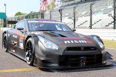 Nissan GT-R #SuperGT
