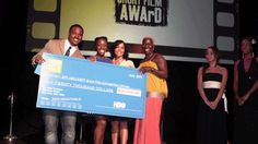 """""""Cherry Waves"""" bested four other films to win the HBO Short Film Competition at the 16th annual American Black Film Festival in Miami Beach."""