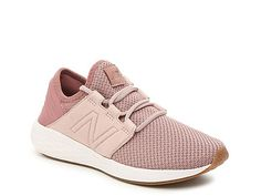 New Balance Fresh Foam Cruz Lightweight Running Shoe - Women's Women's Shoes New Balance Fresh Foam, New Balance Shoes, Lightweight Running Shoes, Adidas Shoes Women, Pink Sneakers, Buy Shoes, Women's Shoes, Athletic Wear, Women's Pumps