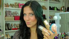 Dupes Video 1 Foundation Powders and Concealers | Vitale Style with Laura Vitale