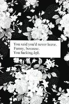 you fucking left-.-