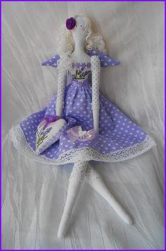 Andělka  LEVANDULKA