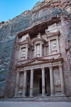 Petra: How to get the Treasury all to yourself