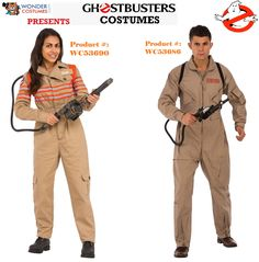 ghostbusters costume kost m fasching und basteln. Black Bedroom Furniture Sets. Home Design Ideas