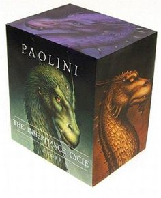 The Inheritance Cycle, 4 boxed set. Christmas Please?