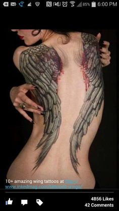 Love these #wings!