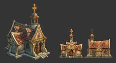 3D Environment - Leafi Studio