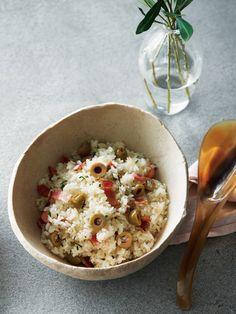 塩気と旨みで、お酒に合うごはん 『ELLE a table』はおしゃれで簡単なレシピが満載!