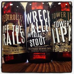 KARL's Imperial Collection: Wreck Alley Imperial Stout coming 4.1.12!