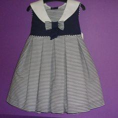 Vestido para niña Ref. 1002 - cisne blanco moda infantil