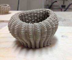 3d printed ceramics, ELstudio