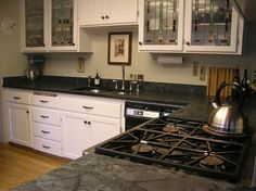 Beleza Soapstone Countertops Kitchen - Home Design and Decor Ideas