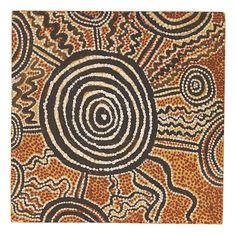 Yumpululu Tjungurrayi (born circa 1925-1998) Untitled (Marrapinti), 1977
