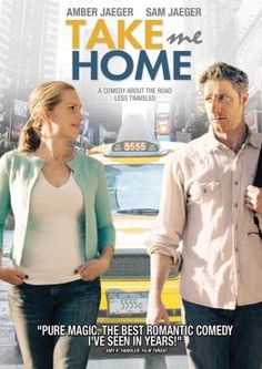 Take Me Home - LOVED this movie. Knowing they are married in real life made it more entertaining maybe, but it was still a great movie. (rented, not in theater)