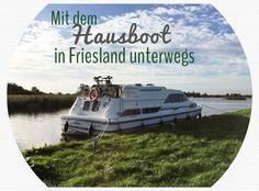 Eine Tour mit dem Hausboot durch Friesland - traumhaft!