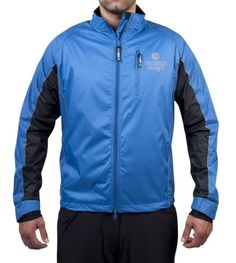 648ec8af1 Amazon.com   Men s Reflective Cycling   Running Jacket   Reflective Running  Jacket Pockets   Sports   Outdoors