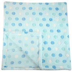 bogo Brands Fleece Baby Blanket
