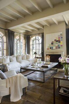 elegant and cozy