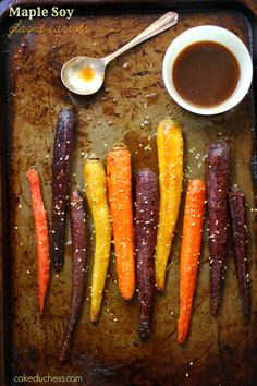 soy glzed carrots cakeduchess more side dishes spring carrots soy ...