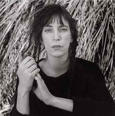 Robert Mapplethorpe, Patti Smith  1987