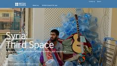 Syria: Third Space – a British Council exhibition about recovery and resilience