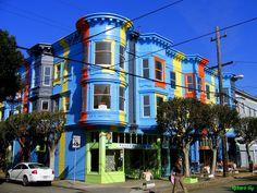 Ivy Hotel, Octavia St, San Francisco