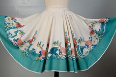1950s/circle skirt