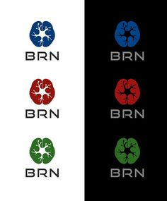 Create a sophisticated yet simple design for BRN (brain) by c@dgroUP