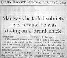 Funny: Crazy newspaper headlines