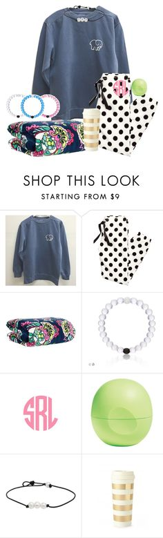 """""""Currently """" by preppy-southern-girl88 ❤ liked on Polyvore featuring Vera Bradley, Eos, Kate Spade, women's clothing, women, female, woman, misses and juniors"""