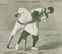 Cales Jiu Jitsu japonais Arts martiaux antiques Self défense d'impression au cadre