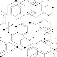 2017年のテクノロジー・トレンド? 「デジタル・メッシュ」ってなんだ 1 Isometric Shapes, Isometric Design, Web Design, Logo Design, Graphic Design, Overlays, Cotton Lawn Fabric, Tape Art, Cellphone Wallpaper