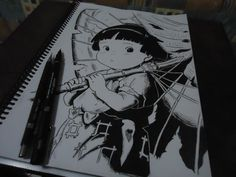 Setsuko - Hotaru no Haka by RenVictor.deviantart.com on @DeviantArt