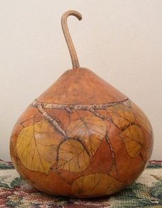 Nice!! Gourd by Loretta Berry