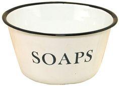 SOAPS Enamelware