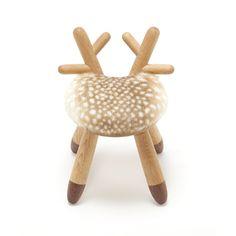 Bambi Chair via Papier Mache Magazine