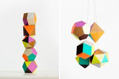 Themis Mobile | 20 Geometric Objects for Your Home