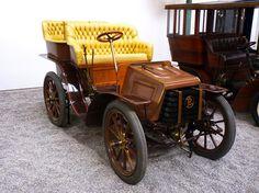 Panhard-Levassor Type B 1902