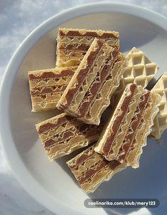 Šarene oblatne — Coolinarika Cookie Recipes, Dessert Recipes, Desserts, Cheesecake Recipes, Cream Cheese Flan, Condensed Milk Cake, Kolaci I Torte, Fruit Pie, Sponge Cake
