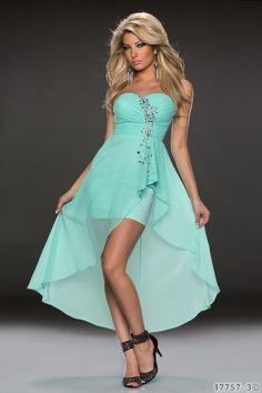 Kleider vokuhila style