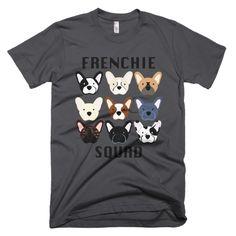 Frenchie Squad - Premium Jersey Tee (Men)