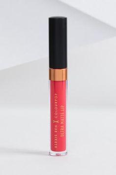 Alexis Ren Little Weapon true orange red Ultra Matte Lip